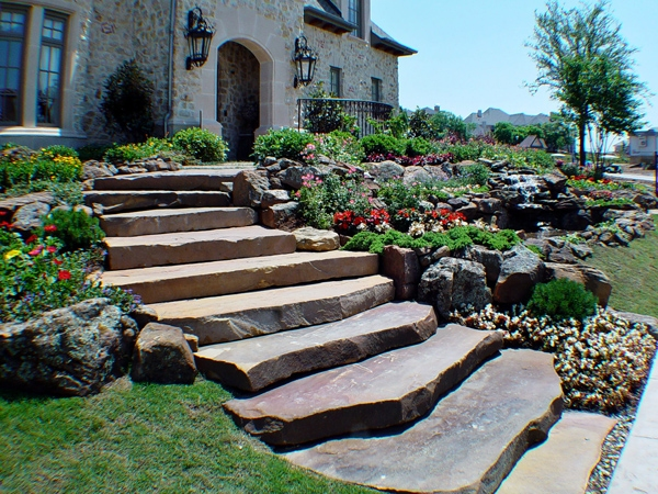 Landscaping rock dallas